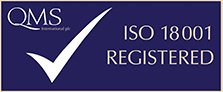 ISO 18001 Registered